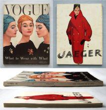 Vogue Magazine - 1956 - October